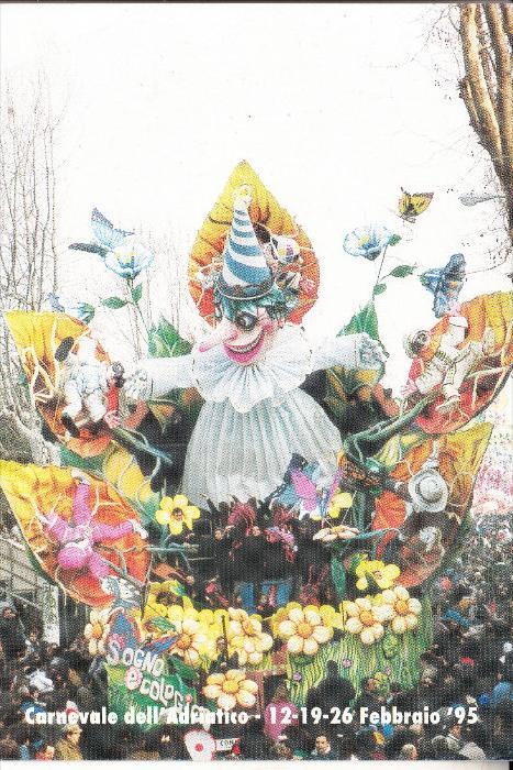 I 61032 FANO, Carnevale 1995