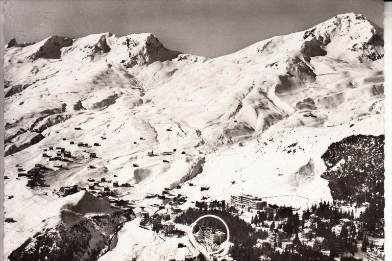 CH 7050 INNERAROSA,m Hotel Bellevue, 1952