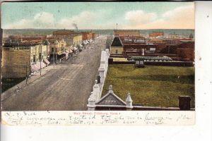 USA - KANSAS - PITTSBURG, Main Street, 1907