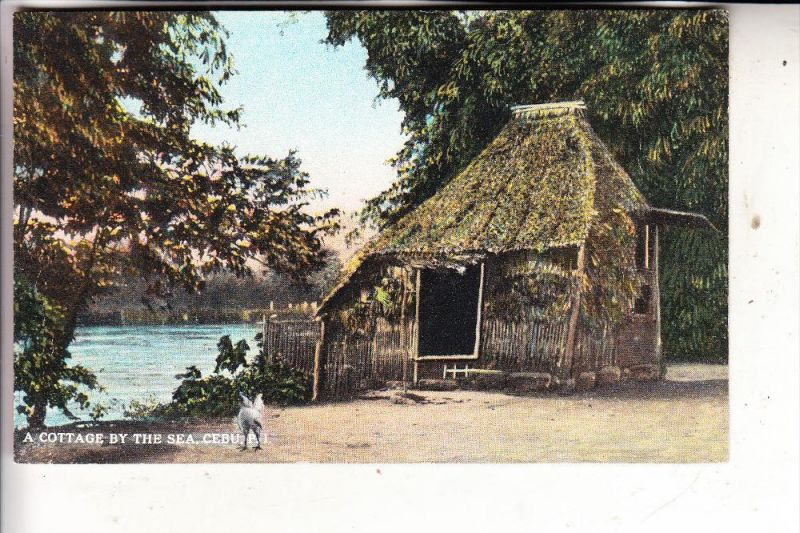 PILIPINAS / PHILIPPINEN, A Cottage by the Sea, Cebu