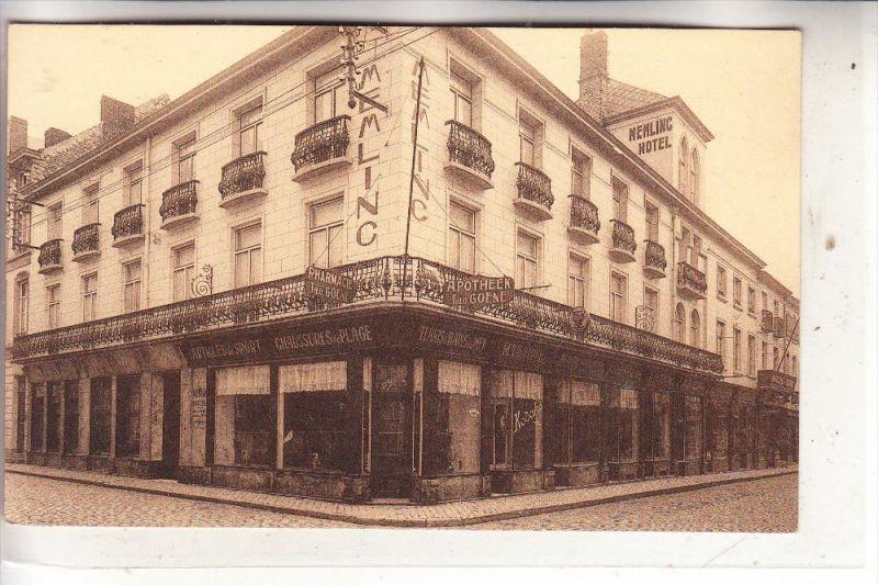 B 8370 BLANKENBERGE, Memlic Hotel