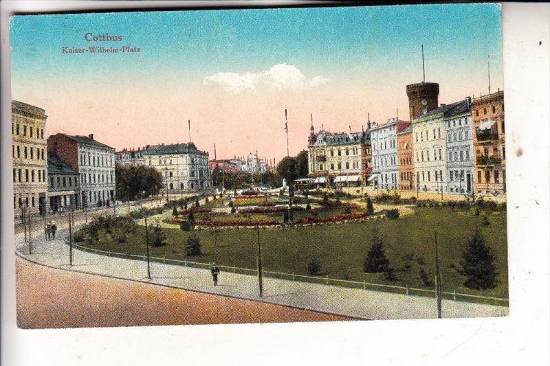 0-7500 COTTBUS, Kaiser-Wilhelm-Platz