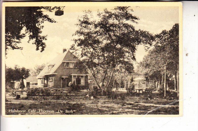 NL - GELDERLAND - NUNSPEED - HULSHORST, Cafe  Theetuin