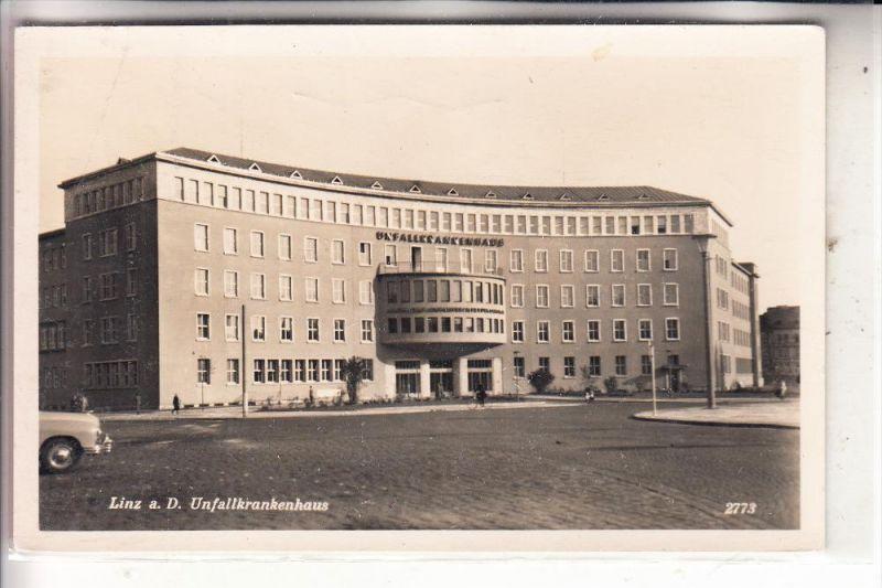 A 4000 LINZ, Unfallkrankenhaus, 1952