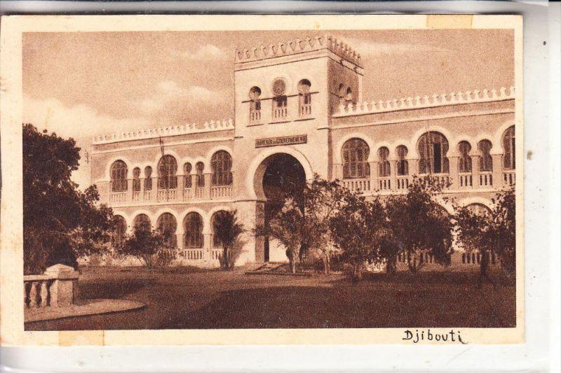 DSCHIBUTI / DJIBOUTI - La Secretariat