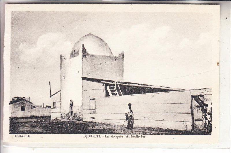 DSCHIBUTI / DJIBOUTI - La Mosquee Abdoulkader