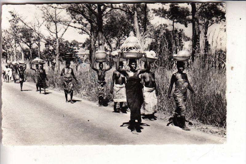 TOGO - KETAO, Vers la Marche
