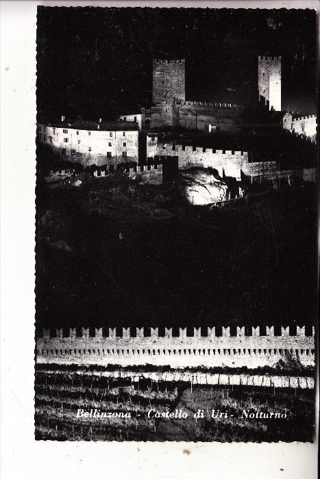 CH 6500 BELLINZONA, Castello di Uri