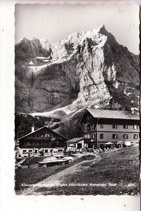 A 6215 HINTERRISS, Alpengasthof Eng