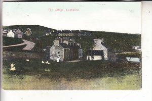 UK - SCOTLAND - HIGHLAND - LOCHALINE, Village, 1906