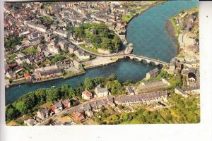 UK - WALES - CARDIGANSHIRE - CARDIGAN, Airview