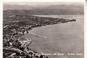 I 25015 DESENZANO, Lago di Garda, Veduta aerea