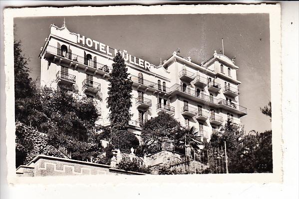 CH 6900 LUGANO - CASTAGNOLA, Hotel Müller
