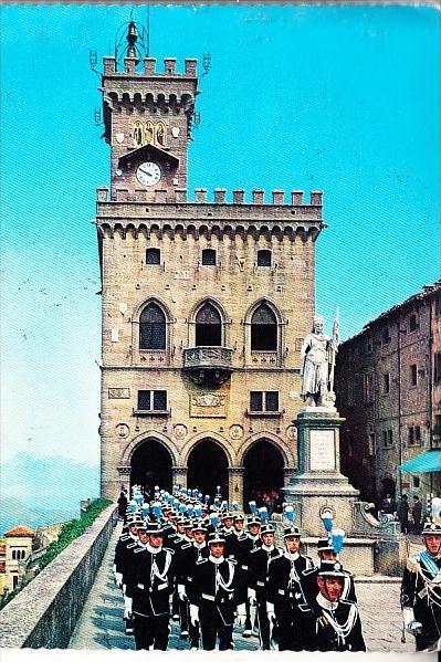SAN MARINO - Guardia del Consiglio, 1965