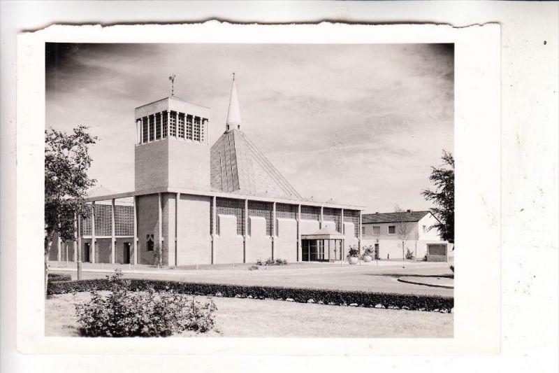 5000 KÖLN - PORZ, Kirche St. Fronleichnam, Photo, Archiv Beleg Verlag Wagenhut