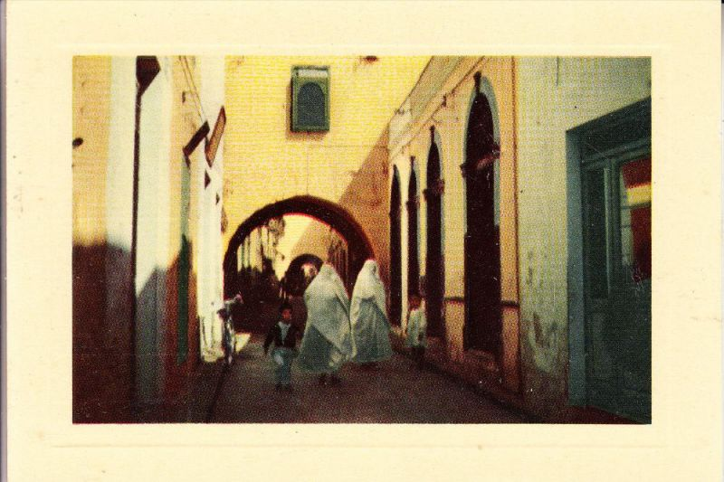 LIBYEN - TRIPOLI, Old City