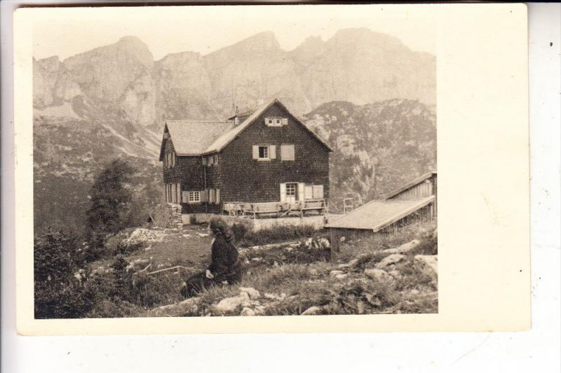 A 6213 EBEN - PERTISAU, Photo-AK 1944