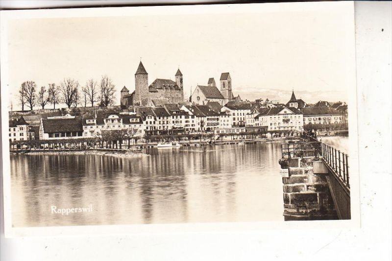 CH 8640 RAPPERSWIL, Ortsansicht