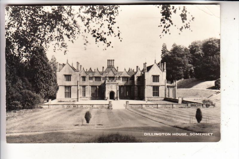 UK - ENGLAND - SOMERSET - DILLINGTON HOUSE, 1957