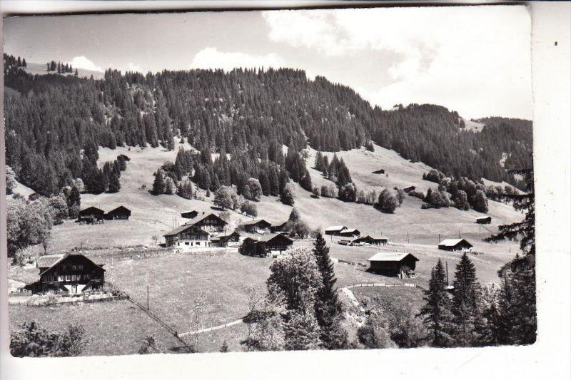 CH 3781 SAANEN - TURBACH, Dorfansicht
