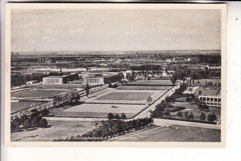 1000 BERLIN - CHARLOTTENBURG, Reichsakademie für  Leibesübungen