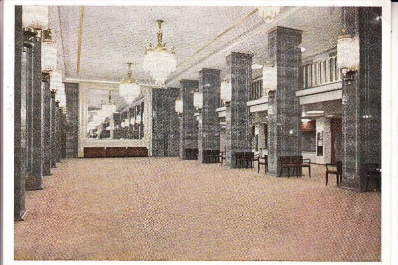 0-4500 DESSAU, Theater, Innenansicht, Architektur