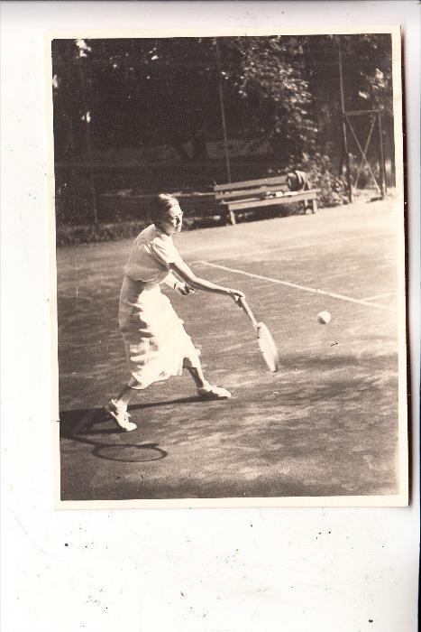 SPORT - TENNIS - Spielszene, Photo