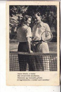SPORT - TENNIS - Flirt