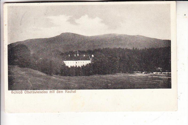 8372 ZWIESEL, Schloß Oberzwieselau, 1930