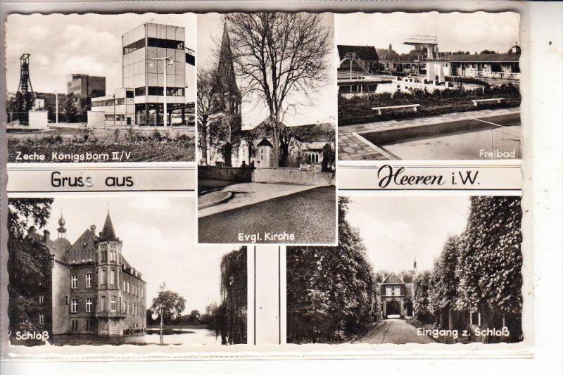 4708 KAMEN - HEEREN, Mehrbild