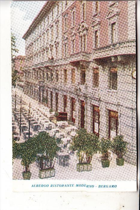 I 24100 BERGAMO / Bergamo, Albergo Ristorante Moderno