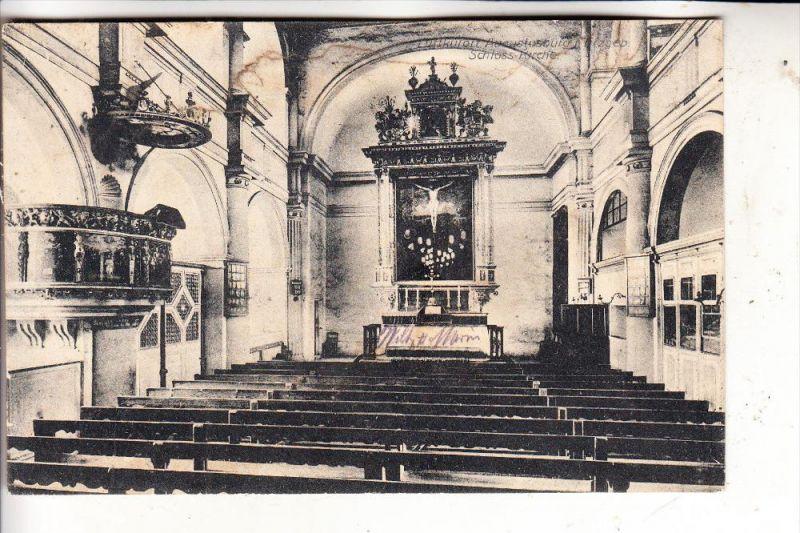 0-9382 AUGUSTUSBURG, Schloss-Kirche, 1913