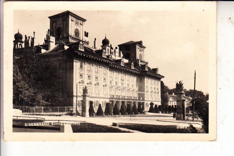A 7000 EISENSTADT, Schloß Eszterhazy, 1940