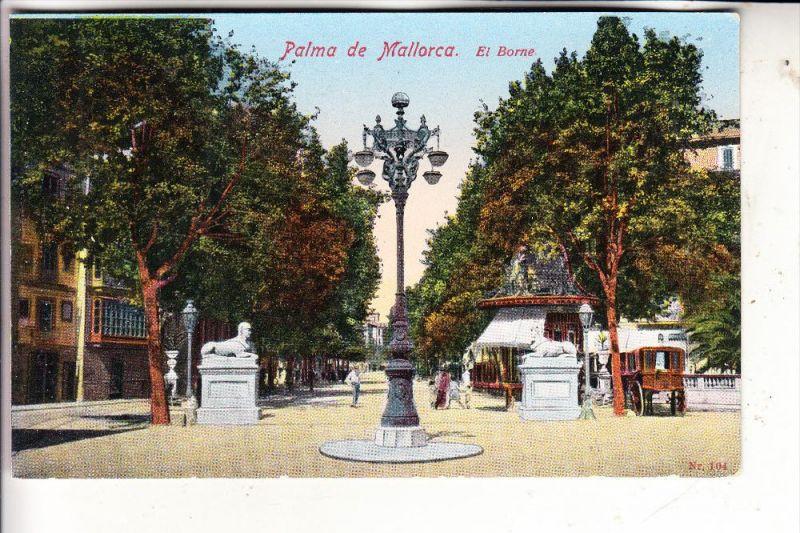 E 07000 PALMA DE MALLORCA - El Borne