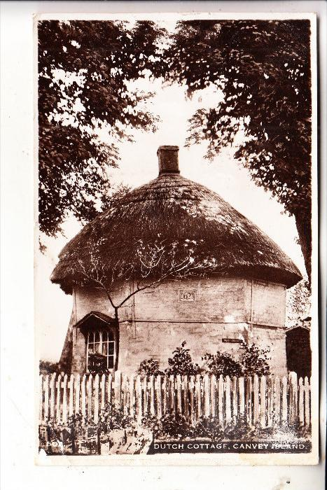 UK - ENGLAND - ESSEX - CANVEY ISLAND, Dutch Cottage, 1952