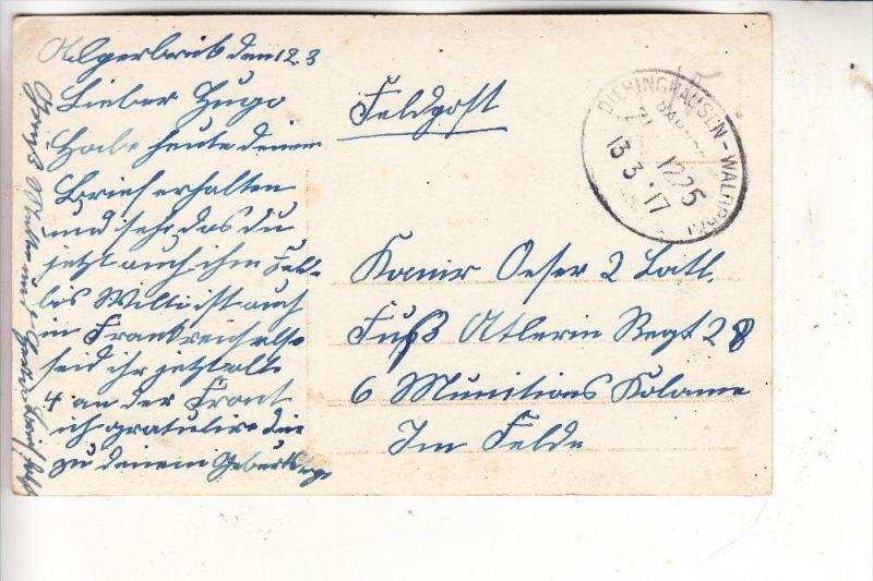 5270 GUMMERSBACH, POSTGESCHICHTE, Bahnpost