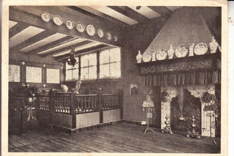 4000 DÜSSELDORF, Auktionshaus Pongs, Bismarckstrasse 22, Altdeutsches Fischerzimmer
