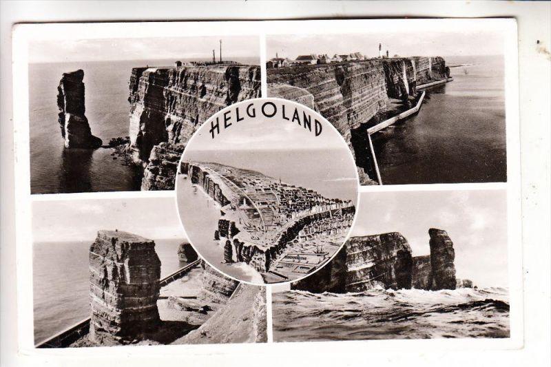 2192 HELGOLAND, Mehrbild, 1962