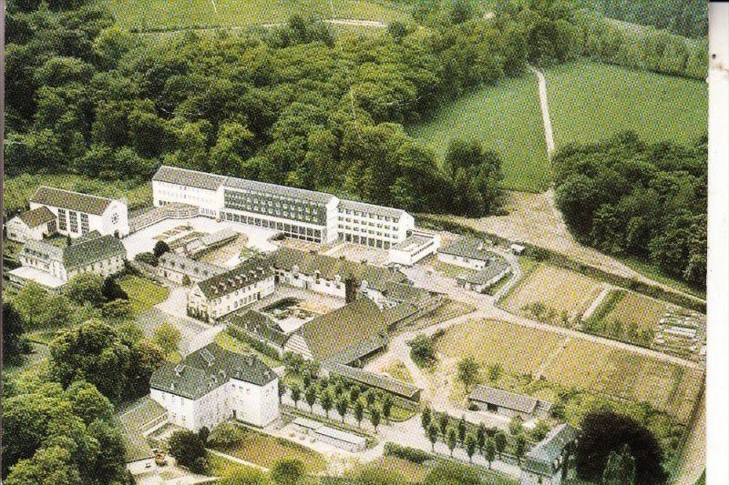 5330 KÖNIGSWINTER - HEISTERBACH, Kloster, Luftaufnahme