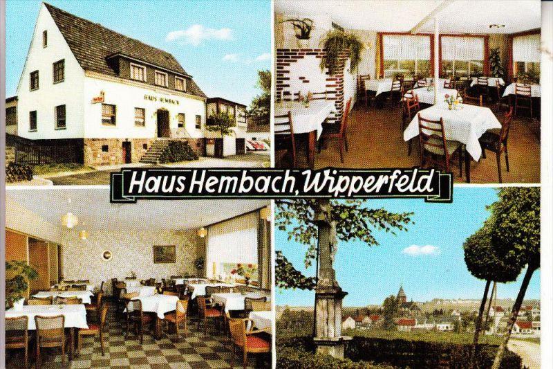 5272 WIPPERFÜRTH - WIPPERFELD, Haus Hembach