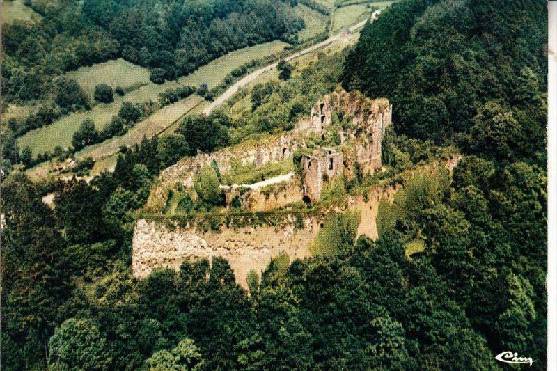 B 4910 THEUX - FRANCHIMONT, Chateau, Vue airienne, CIM-Macon