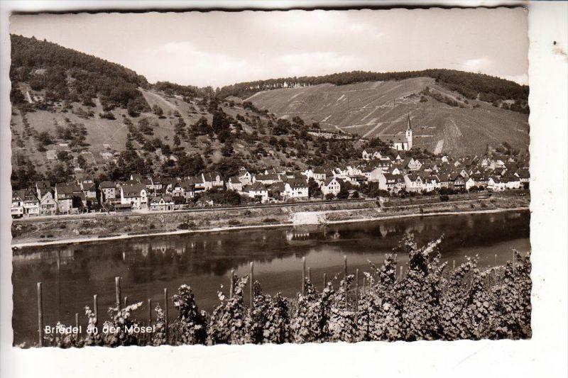 5583 ZELL - BRIEDEL, Ortsansicht, 1958