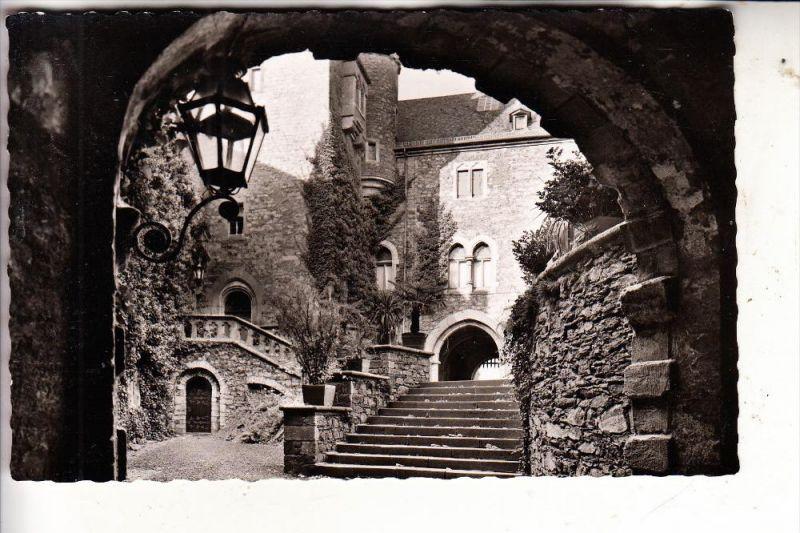 6333 BRAUNFELS, Schlossaufgang, 1958