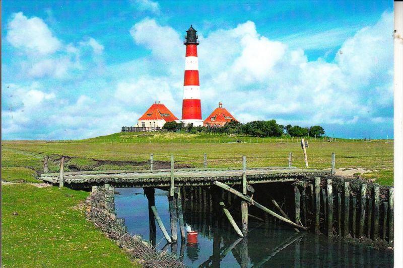 LEUCHTTURM / lighthouse / Vuurtoren / Phare / Fyr / Faro - WESTERHEVER