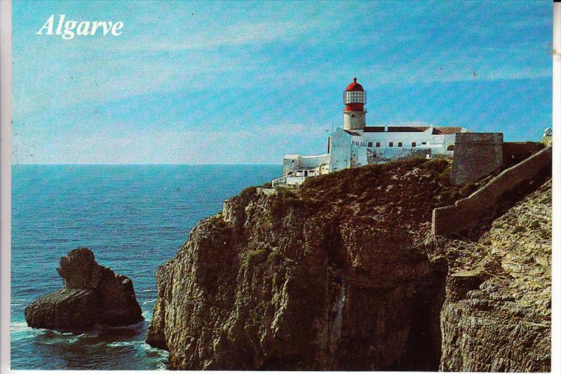 LEUCHTTURM / lighthouse / Vuurtoren / Phare / Fyr / Faro - SAO VICENTE / P