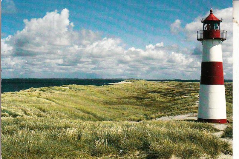 LEUCHTTURM / lighthouse / Vuurtoren / Phare / Fyr / Faro - SYLT