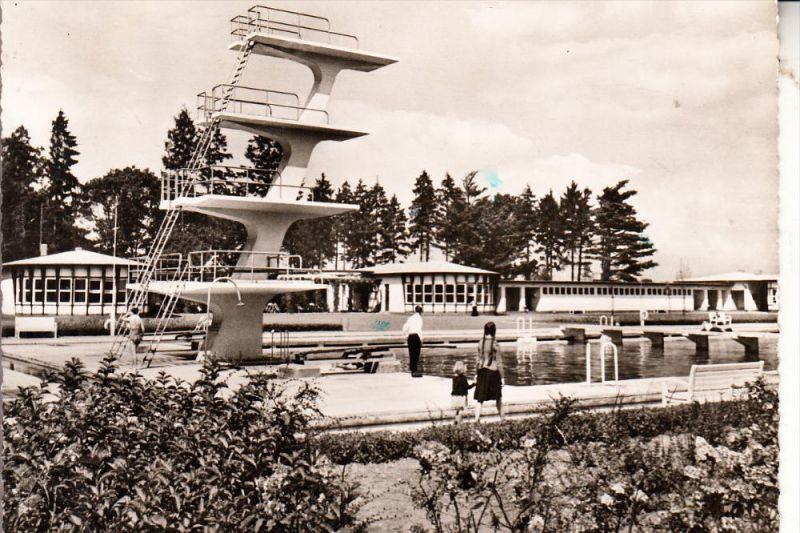 3180 WOLFSBURG, Schwimmstadion, 1961