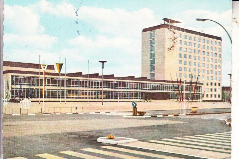 3180 WOLFSBURG, Neues Rathaus, 196..