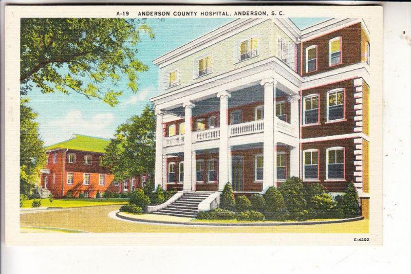 USA / SOUTH CAROLINA / ANDERSON, Country Court Hospital
