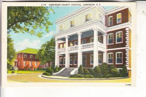 USA / SOUTH CAROLINA / ANDERSON, Country Court Hospital